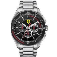 Ferrari Armbanduhren aus Edelstahl in Silber