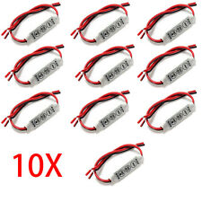 10pc 12V Wired Control Module Strobe Flash Car or Household LED Strip Light Unit