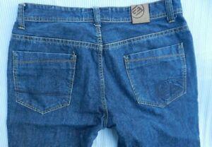 ENYCE Jeans Hose Dark Denim Baggy Hip Hop Gr.38/34 W38 L34  *TOP*