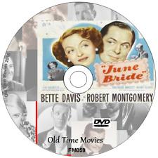 June Bride - Bette Davis, Robert Montgomery  Comedy Film Movie on DVD 1948