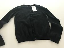 Black girls cardigan from M&S, age 10-11, NWT