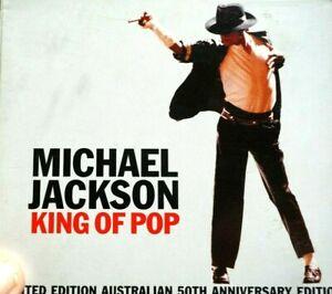 Michael Jackson - King Of Pop, 2 CD Set  - CD, VG