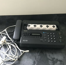 More details for sanyo sfx - 33 fax machine - with paper roll