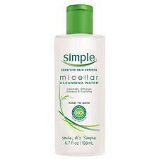 Simple Cleansing Micellar Water 6.70 oz