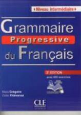 Grammaire Progressive Du Francais - Nouvelle Edition: Livre Intermediaire 3e Edi