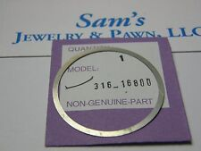 Lünette & click spring for Rolex Sea-Dweller 16600-16660 Yacht-Master 16628 #rl-x2