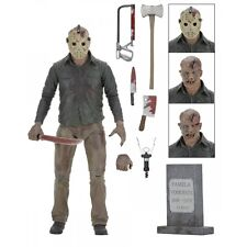 Jason Voorhees 17 years and up Action Figures