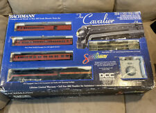 Bachmann HO Train Set The Cavalier DCC on Board J 4-8-4 Locomotive & Tender *EX+