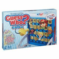ELECTRONIC GUESS WHO EXTRA GAME BRAND NEW HASBRO GREAT GIFT