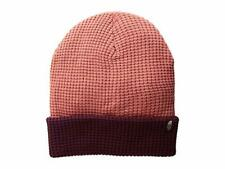 2019 NWT THE NORTH FACE WAFFLE BEANIE $28 O/S Faded Rose/ Fig Acrylic Knit