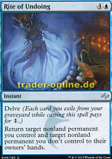 2x Rite of undoing (ritual de la disolución) Fate Reforged Magic
