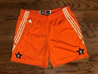 WNBA adidas Team Issued Authentic West All-Star Player Edition Shorts 2XL