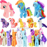 My Little Pony Plüschtier Einhorn Puppen Kuscheltier Plüschtiere Spielzeug Toys