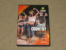 Great Zumba Country - A Calorie Inferno - fitness dvd - 2 30-minute workouts