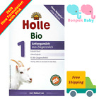 4 Boxes Holle Goat Stage 1 Organic Formula with DHA Holle Goat 1 Exp 5/14/2022+