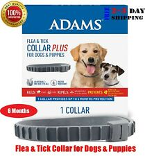 Flea & Tick Collar for Dogs & Puppies, Long Lasting up to 6 Months Protection