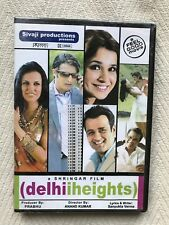Delhii Heights (Hindi Film / Bollywood Movie / Indian Cinema DVD) NEW / Sealed