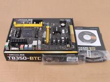 BIOSTAR Tb350-btc ver 6.0 Mining Motherboard (ovp)