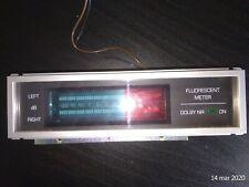 Philips N5381 fluorescent VU meter