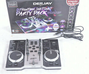 Hercules DJ Control Instinct S DJ Controller USB Mac PC Controller Musik 4780833