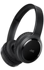 JVC On-Ear Wireless Bluetooth Headphones w/ Noise Cancellation - Black