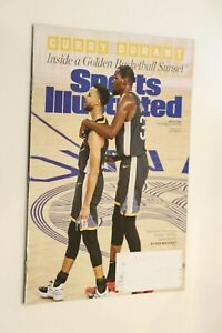 SPORTS ILLUSTRATED MAGAZINE MAY 20 2019 NEW CURRY DURANT BASKETBALL