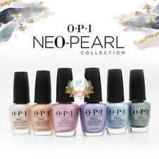 """OPI Nail Polish """"Neo-Pearl"""" 2020 FULL Collection 6 Pcs - No Display"""