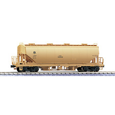 Kato 1-811 Covered Hopper HOKI 2200 Freight car - HO