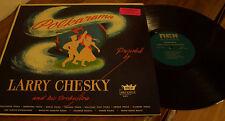 "Larry Chesky ""Polkarama"" REX RECORDS #654 POLKA LP"