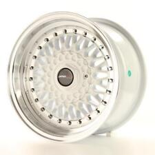 Cerchi Wheels Felgen Japan Racing JR9 OLD no BBS  8,0x15 ET 15 4X100 White