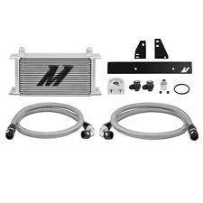 Mishimoto Oil Cooler Kit - Silver - fits Nissan 370Z VQ37VHR - 2009 on