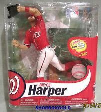 BRYCE HARPER - WASHINGTON NATIONALS, McFarlane MLB #31 Figure, NEW 2013