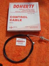 new english DOHERTY FRENO CABLE-BSA C10L C12-BSA 75 BEAGLE-ARIEL COLT no 29-5815