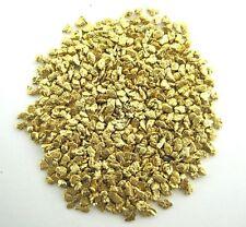 Alaskan Yukon BC  Gold Nuggets  #20 Mesh 1/4 Troy Oz 7.75 Grams or 5 DWT