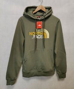 Original The North Face Hoodie in Khaki size S