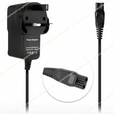 UK Power Charger Lead Cord For Philips AT890 HQ8505 HQ6425 HQ6426 Shavers