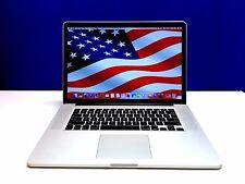 ULTIMATE MacBook Pro 15 inch Retina 2.6Ghz Core i7 / 512GB SSD / 16GB / OSX-2016