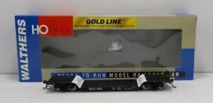 Walthers 932-7893 HO P&LE 4-Axle 90 Ton GSC Depressed Center Flat Car #950 EX