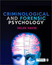 Criminological and Forensic Psychology by Helen Gavin (Paperback, 2013)