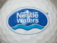 (1) NESTLE WATERS LOGO GOLF BALL