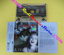 MC SEZEN AKSU The wedding and the funeral 1997 bulgaria KARMA MUSIC no cd lp vhs