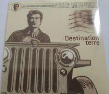 "EDDY MITCHELL - CD SINGLE ""DESTINATION TERRE"" - NEUF SOUS BLISTER"