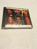 NEW/SEALED GOSPEL CD - LIVE - GREAT GOSPEL PERFORMANCES - COMPILATION