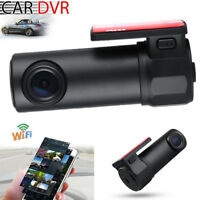 1080P Car Camera DVR Hidden Wifi Dash Cams Camcorder G-Sensor Night Vision HK