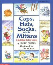 A Book About The Four Seasons Caps, Hats