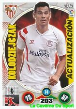310BIS KOLODZIEJCZAK FRANCE SEVILLA.FC UPDATE CARD ADRENALYN 2015 PANINI