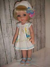 """10"""" Tonner Ann Estelle, Patsy """"Summer Bouquet""""  Hanky Dress, Slip and Beret"""