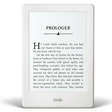"New Kindle Basic eBook Reader Tablet Wi-Fi, 6"" Glare-Free Touch (White-AMZN1021)"