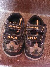Baby Boy Size 4 uk  trainers skechers
