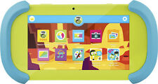 """Ematic - PBS Kids Playtime Pad - 7"""" - Tablet - 16GB - Green/Blue"""